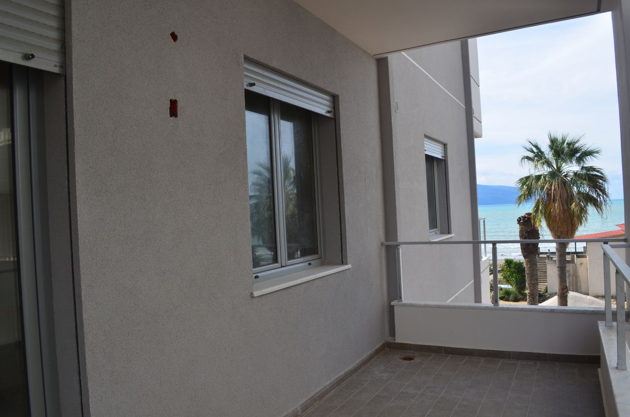 Albania Property in Vlora. Frontline Apartments in Albania