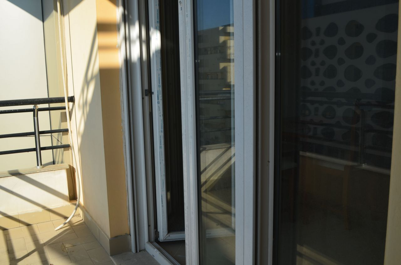 Two bedrooms apartment  for sale inside the city  of  Vlora.