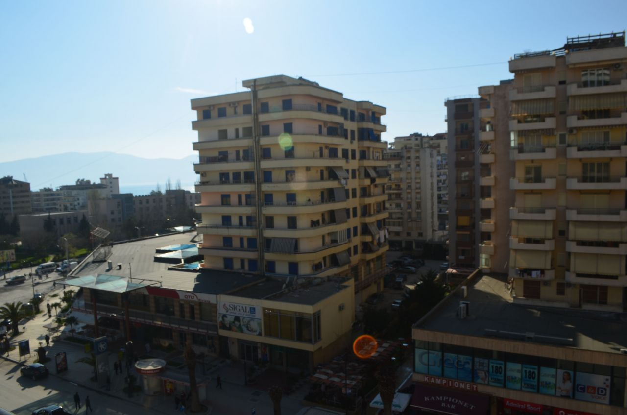 One bedrooms apartment  for sale inside the city  of  Vlora.
