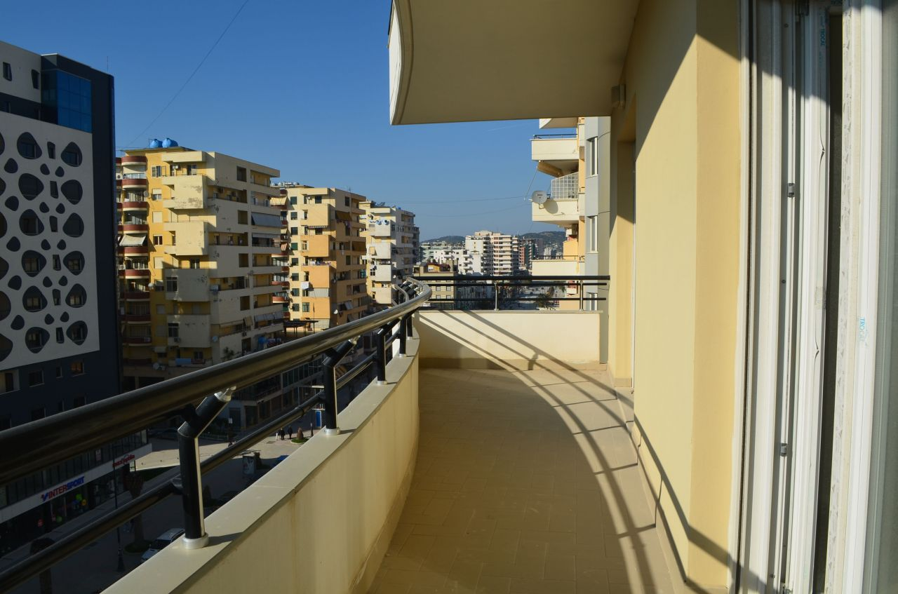 One bedroom apartment for sale in Vlora. Apartment inside the city of Vlora