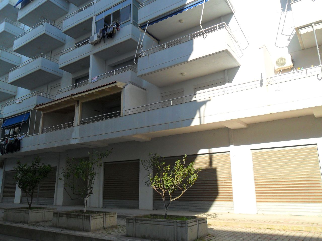 One bedroom apartment  for sale in Vlora. Apartment for sale  inside the city  of  Vlora.