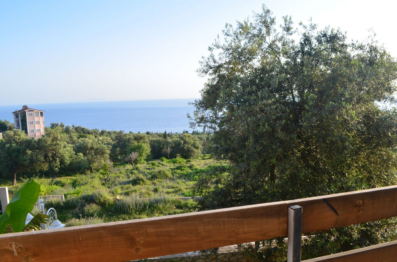 One bedroom apartment for Sale in Dhermi wonderful sea view