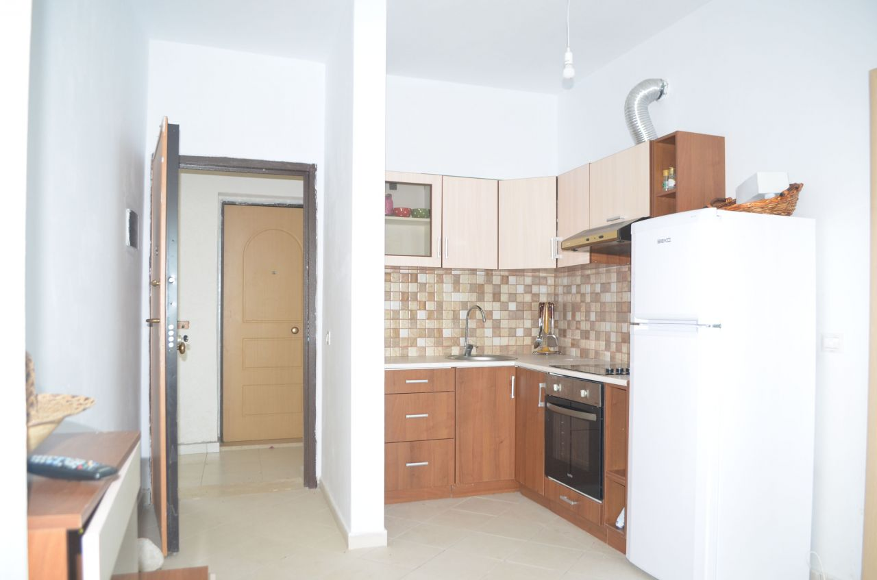 One bedroom apartment for Sale in Dhermi. Full Sea view