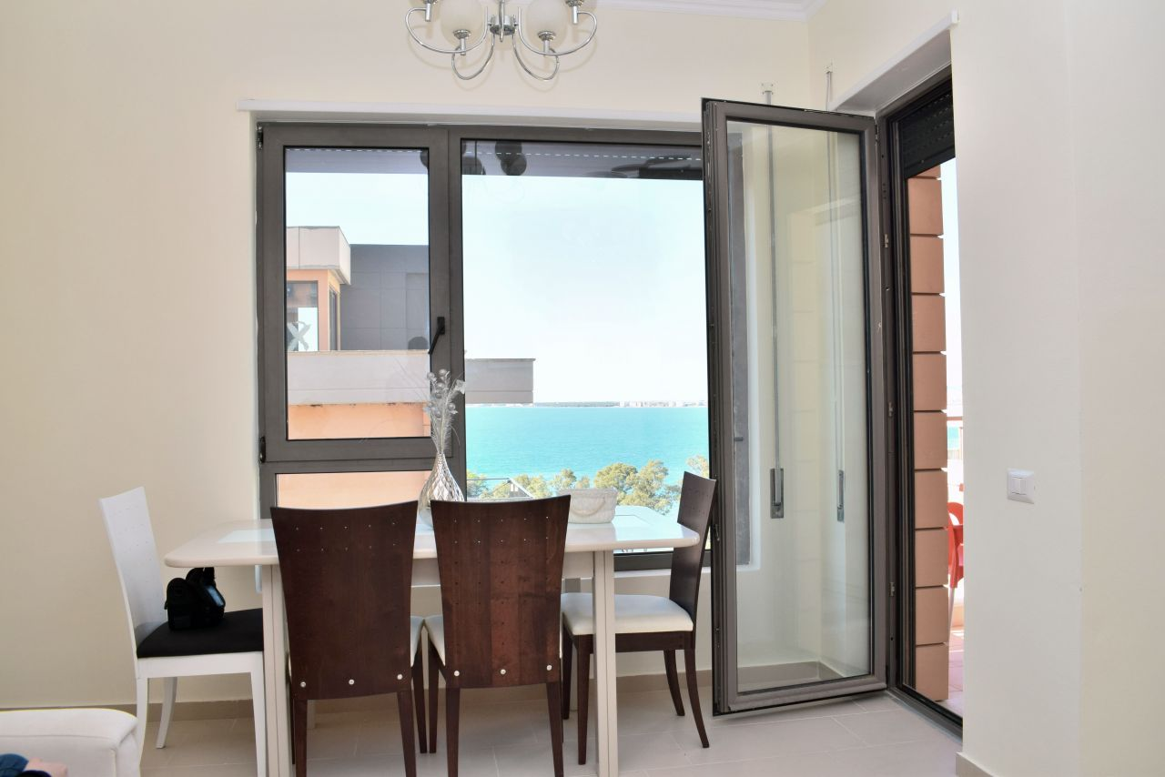 Beautiful One Bedroom Apartment for Sale in Vlora