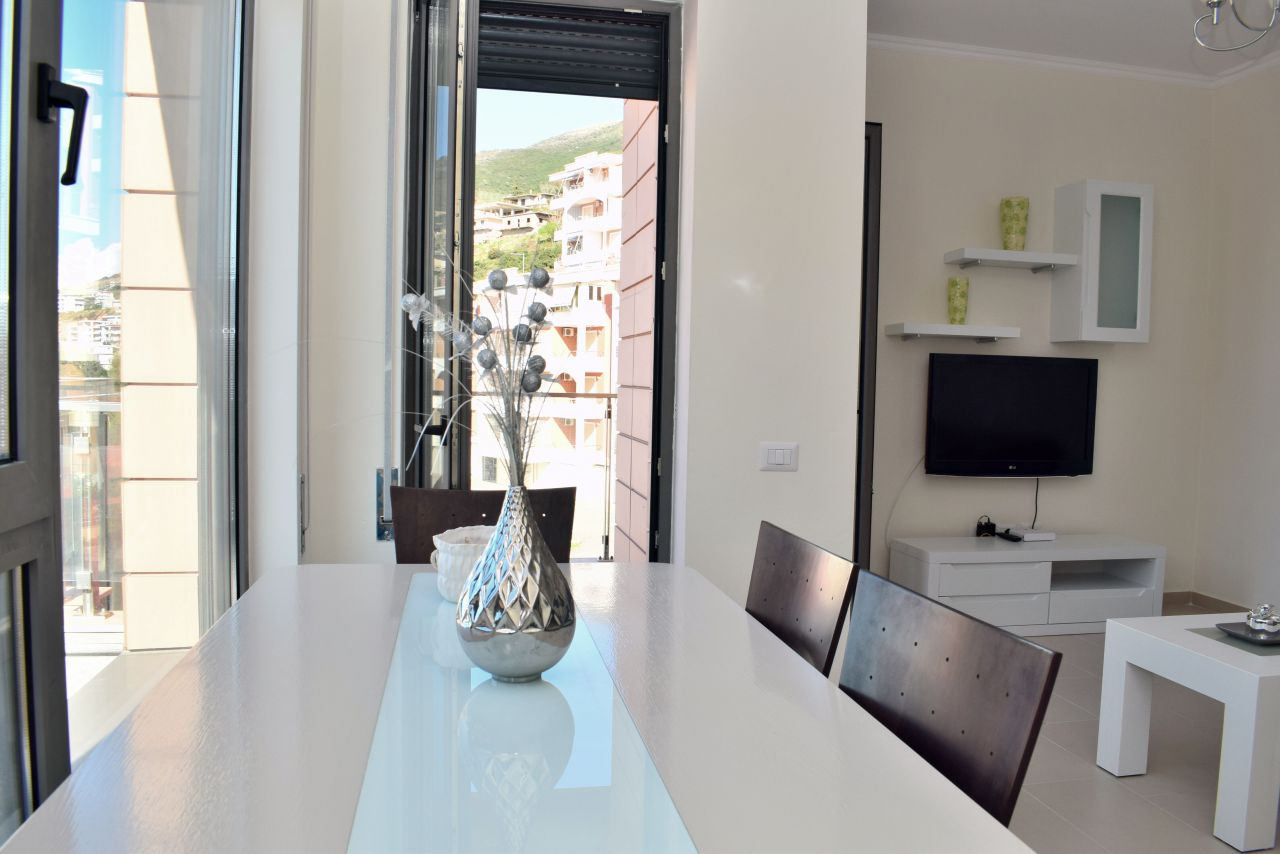 One Bedroom Apartment for Sale with Sea View, in Vlora