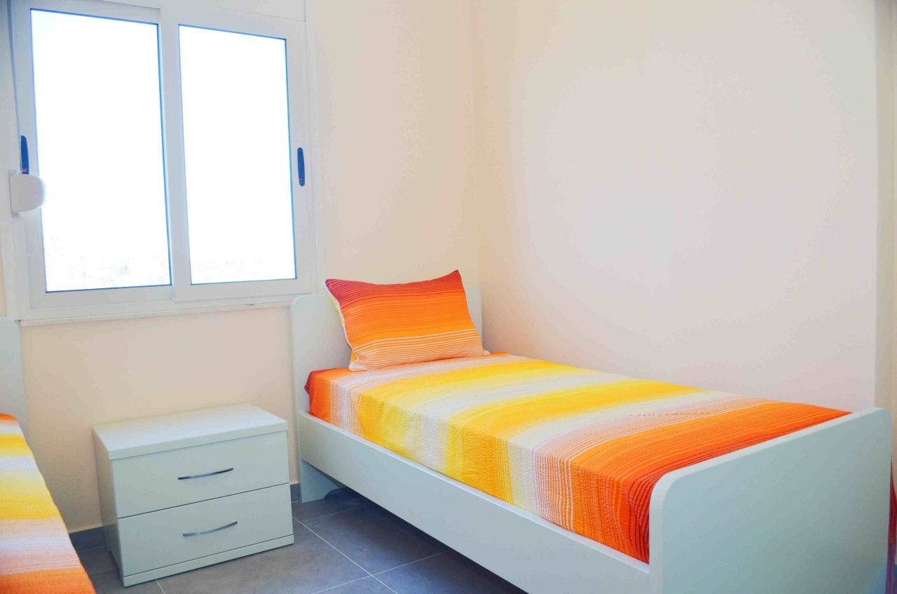 Apartment for Sale in Vlora, Two Bedroom Apartment
