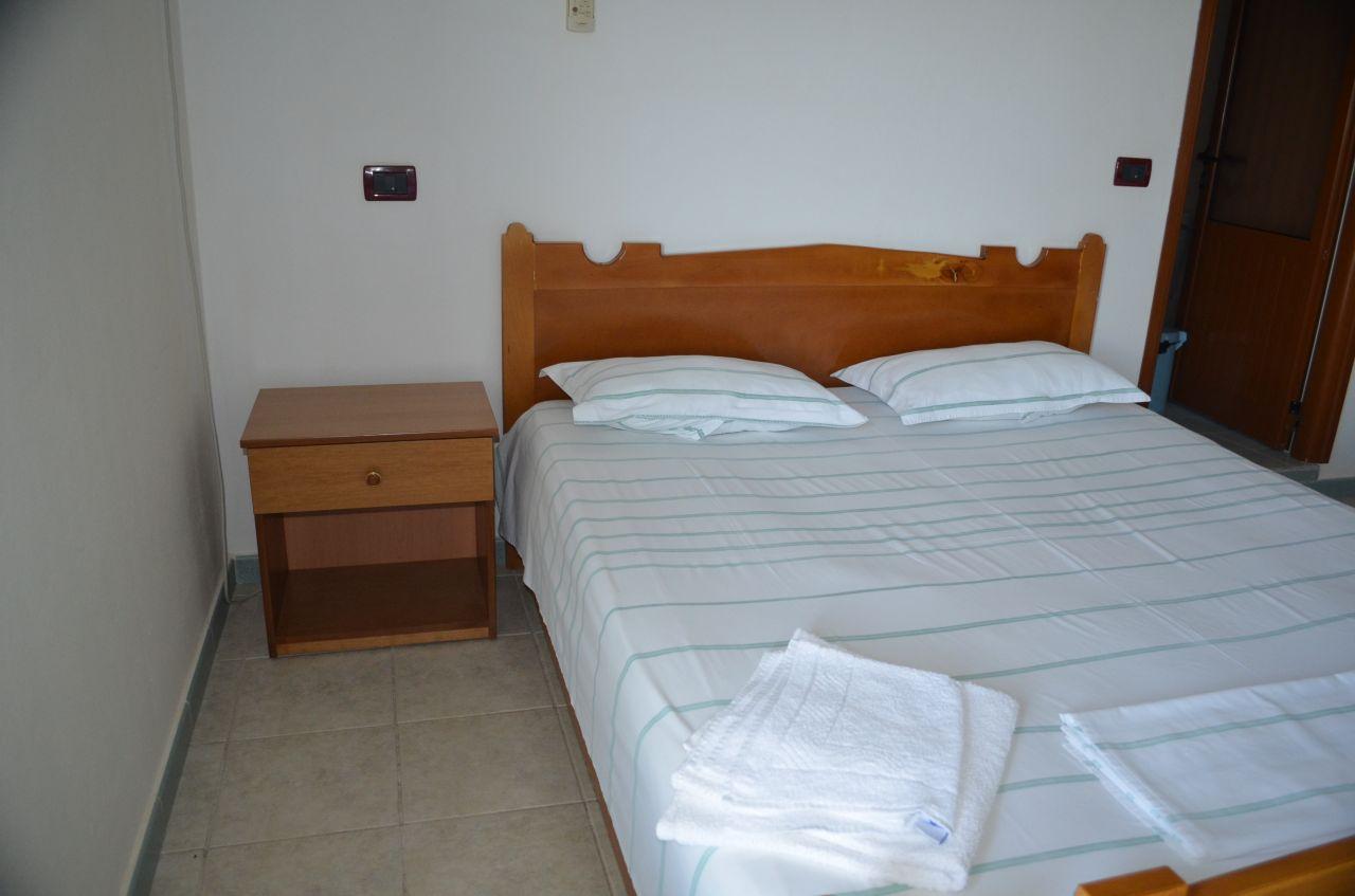 Holiday in Albania, Hotel Palasa