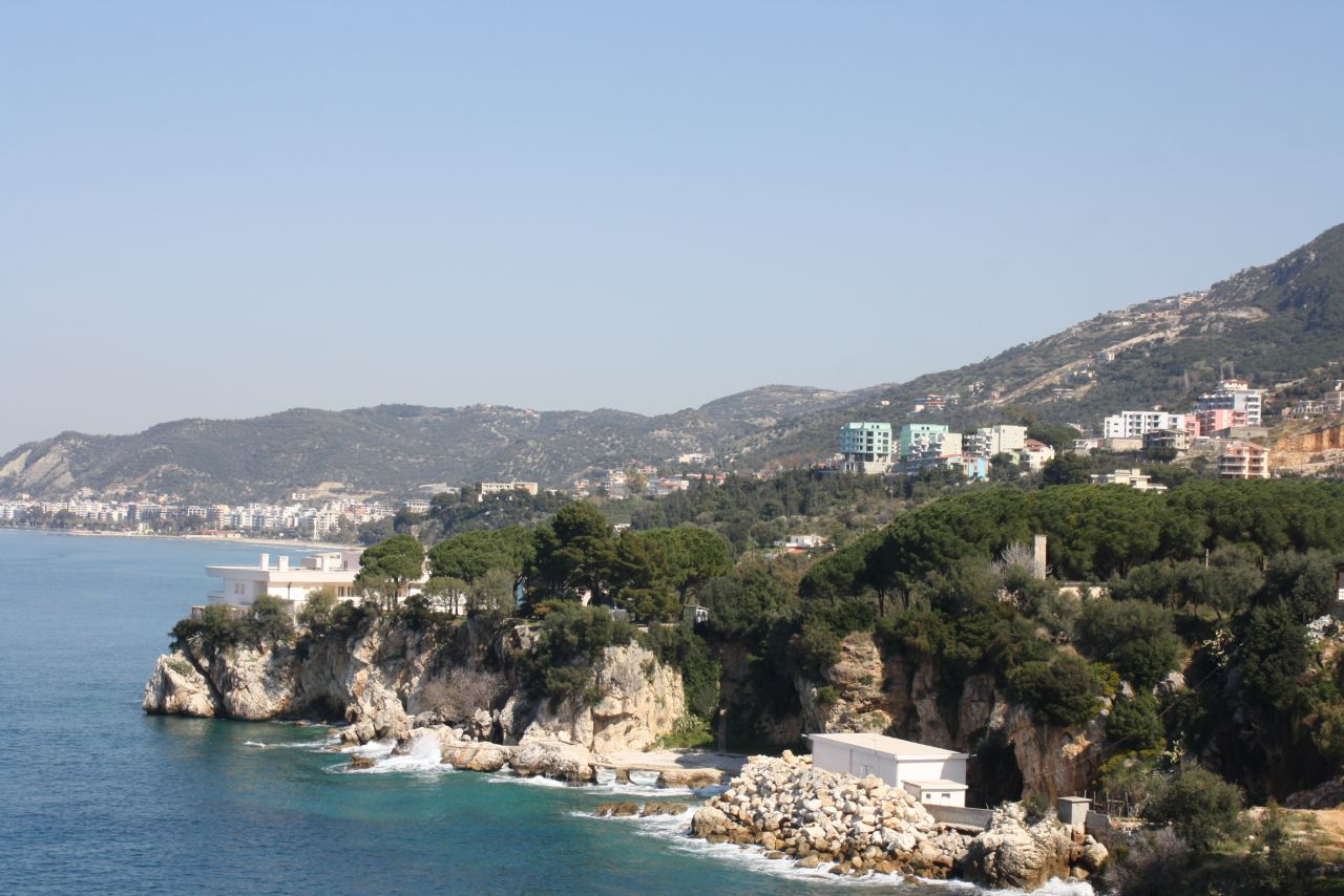Apartment in the Albanian Riviera in  Vlora, Albania, for Sale