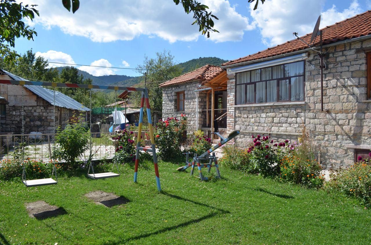 Studio apartment for rent in Voskopoje, Korce, Albania