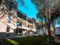 Ground Floor Apartment For Sale In San Pietro Resort, Gjiri i Lalzit. Residents of the vilals and apartments at San Pietro Resort will start to use their properties by Spring-Summer 2021. The property for sale is a two bedroom apartment with large garden located in the center of the resort. The prices of similar units in San Pietro Rsort depend on the floor in which the apartments are situated.